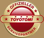 Offizieller Toyotomi Partner