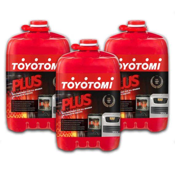 Toyotomi Plus 20l